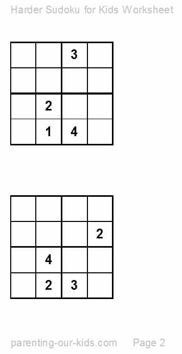 harder-kids-sudoku-worksheet-2