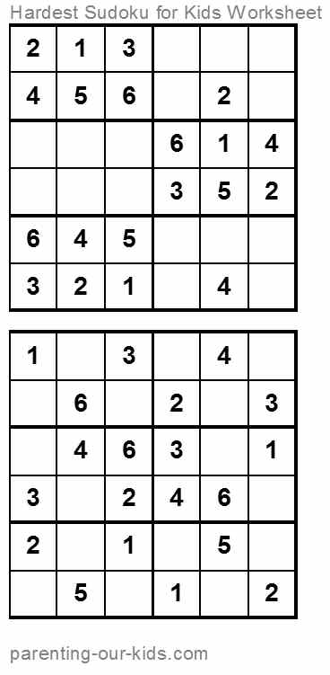 hardest-kids-sudoku-worksheet-1