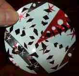 kids christmas crafts- snowflakes