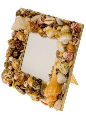 Craft Ideas Seashells on Sea Shell Crafts For Kids   Fun  Easy Projects   Crafts To Keep Your